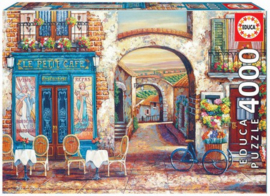 Educa - Le Petit Cafe - 4000 stukjes