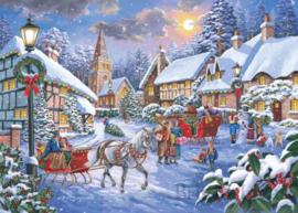 House of Puzzles - Jingle Bells - 1000 stukjes
