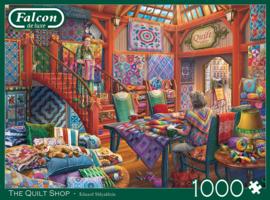 Falcon de Luxe 11285 - The Quilt Shop - 1000 stukjes