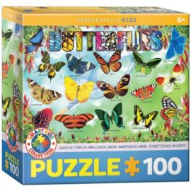 Eurographics 5485 - Garden Butterflies - 100XXL stukjes