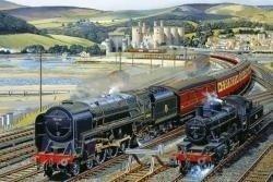 Gibsons 916 - Gateway to Snowdonia - 1000 stukjes