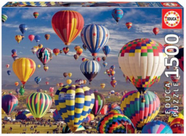 Educa - Hete Lucht Ballonnen - 1500 stukjes