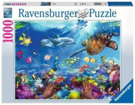 Ravensburger - Snorkelen - 1000 stukjes