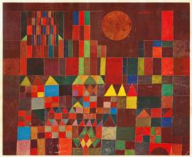 Piatnik Paul Klee  - Kasteel en Zon - 1000 stukjes