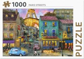 Rebo - Paris Streets - 1000 stukjes