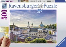 Ravensburger - Salzburg Oostenrijk - 500XL stukjes