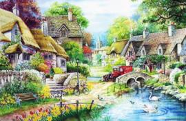 House of Puzzles - River Cottage - 250XL stukjes