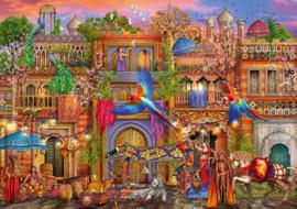 Bluebird - Arabian Street - 4000 stukjes