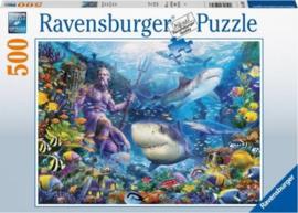 Ravensburger - Heerser van de Zee - 500 stukjes