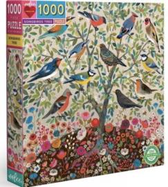 eeBoo - Songbirds Tree - 1000 stukjes