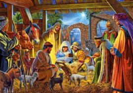 Wentworth - Nativity Scene - 40 stukjes