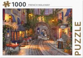 Rebo - French Walkway - 1000 stukjes