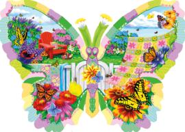 SunsOut 96152 - Butterfly Summer - 1000 stukjes