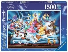 Ravensburger - Disney's Magische Sprookjesboek - 1500 stukjes