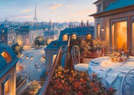 Schmidt - Romantische Avond in Parijs - 1000 stukjes