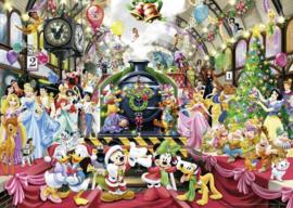 Ravensburger Disney - Allemaal Instappen voor Kerstmis - 1000 stukjes