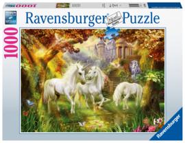 Ravensburger - Eenhoorns in de Herfst - 1000 stukjes