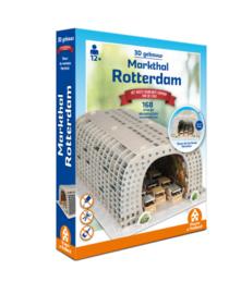 TFF 3D Gebouw - Markthal Rotterdam - 168 stukjes