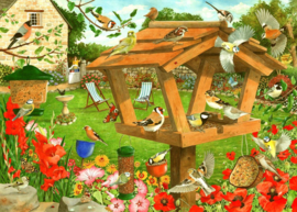 House of Puzzles - Strictly for the Birds - 1000 stukjes