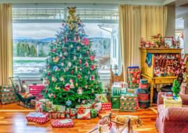 Bluebird - Christmas at Home - 500 stukjes