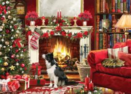 Otter House - Festive Fireside - 1000 stukjes