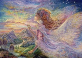 Grafika Josephine Wall - Aurora Painting the Dawn - 2000 stukjes