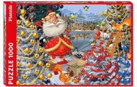 Piatnik - Christmas Tree Decorations - 1000 stukjes