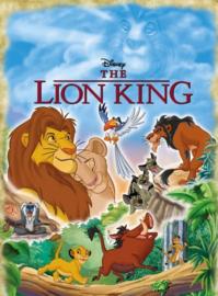 Jumbo Classic Collection -Disney The Lion King - 1000 stukjes
