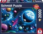 Schmidt - Droomachtig Heelal - 2000 stukjes