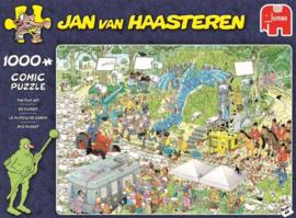 Jan van Haasteren - De Film Studio's - 1000 stukjes