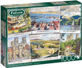 Falcon de Luxe 11303 - The Beautiful North - 1000 stukjes
