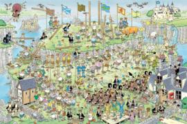 Jan van Haasteren - Highland Games - 1500 stukjes