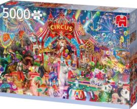 Jumbo - a Night at the Circus - 5000 stukjes