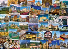Eurographics 5465 - Globetrotter Germany - 1000 stukjes