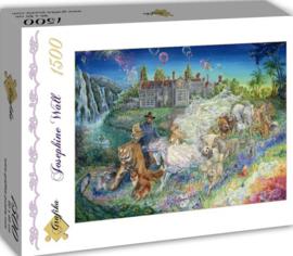 Grafika Josephine Wall - Fantasy Wedding - 1500 stukjes