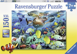 Ravensburger - Onderwaterparadijs - 150 XXL stukjes