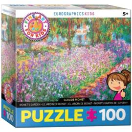 Eurographics 4908 - Monet's Garden - 100XXL stukjes