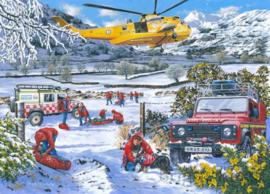 House of Puzzles - Mountain Rescue - 1000 stukjes