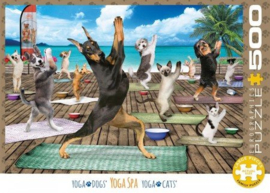 Eurographics 5454 - Yoga Spa - 500XL stukjes