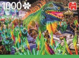 Jumbo Premium - Carnaval in Rio - 1000 stukjes