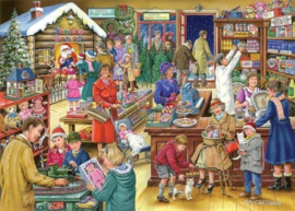 House of Puzzles - Christmas Treats - 500 stukjes