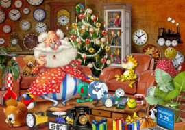 Bluebird - Christmas Time - 1000 stukjes