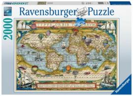 Ravensburger - Around The World - 2000 stukjes