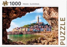 Rebo - Piran Slovenia - 1000 stukjes