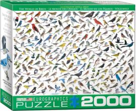 Eurographics - The World of Birds - 2000 stukjes
