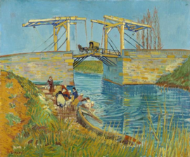 Puzzelman Vincent van Gogh - Brug te Arles - 1000 stukjes