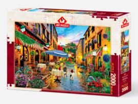 Ard Puzzle - Traveling in Italy - 2000 stukjes