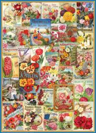 Eurographics 0806 - Flower Seed Catalog Covers - 1000 stukjes