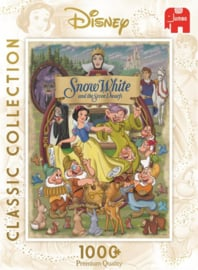 Jumbo Classic Collection - Disney Sneeuwwitje - 1000 stukjes