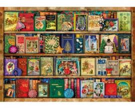 Wentworth - Festive Bookshelf - 40 stukjes  (Aimee Stewart)